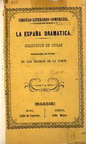 Sara: drama original, histórico, en tres actos y en verso