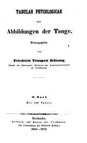 Tabulae phycologicae oder Abbildungen der Tange: II