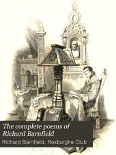 The Complete Poems of Richard Barnfield