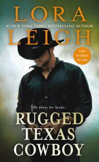 Rugged Texas Cowboy Book