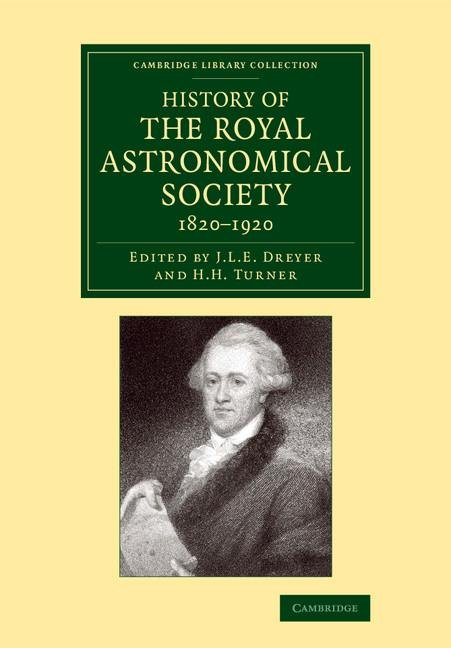 History of the Royal Astronomical Society, 1820–1920