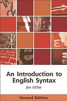 Introduction to English Syntax PDF