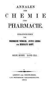 Annalen der Chemie und Pharmacie: vereinigte Zeitschrift des Neuen Journals der Pharmacie für Ärzte, Apotheker und Chemiker u. des Magazins für Pharmacie und Experimentalkritik, Band 117