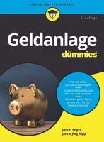 Geldanlage f  r Dummies PDF
