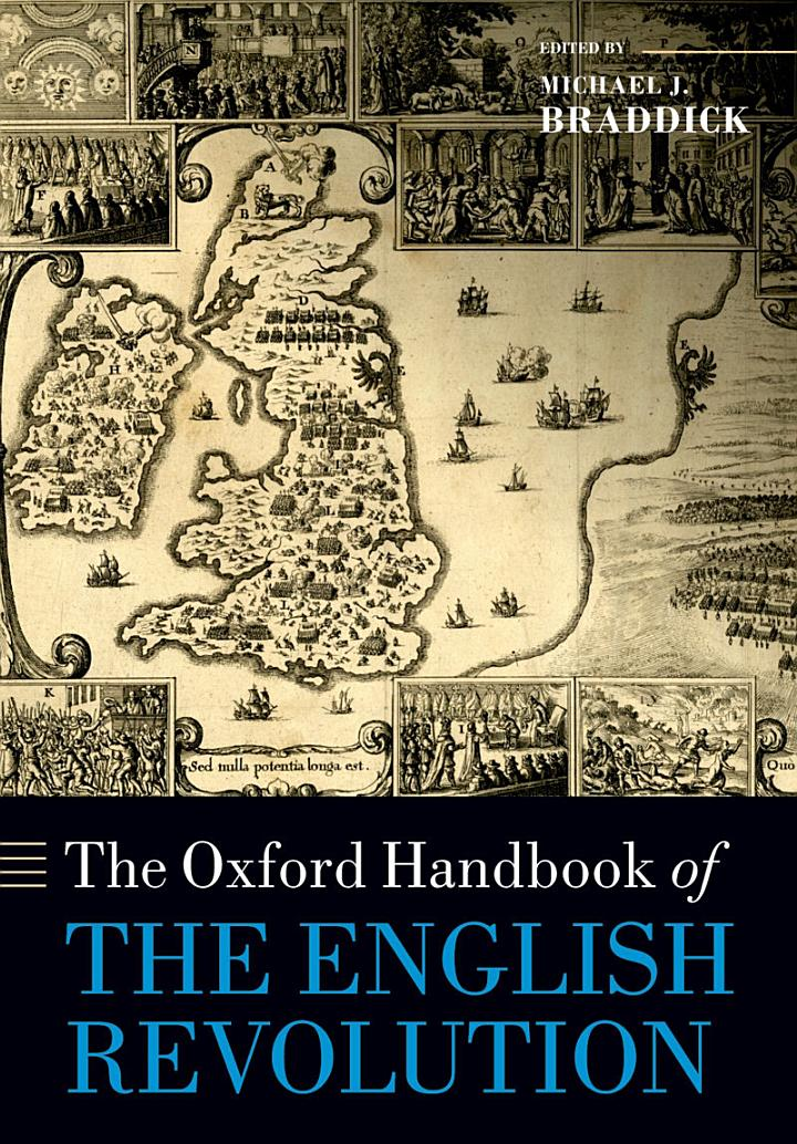 The Oxford Handbook of the English Revolution
