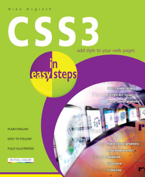 CSS3 in easy steps PDF