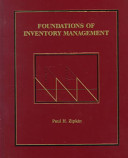 Foundations of Inventory Management PDF