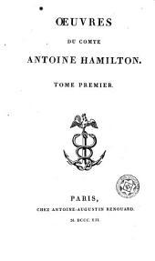 Oeuvres du comte Antoine Hamilton