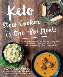 Keto Slow Cooker One Pot Meals Book PDF