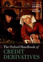 The Oxford Handbook of Credit Derivatives PDF