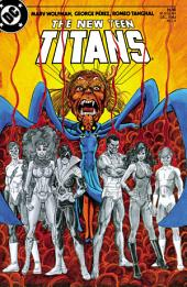 The New Teen Titans (1984-) #4