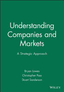 Understanding Companies and Markets