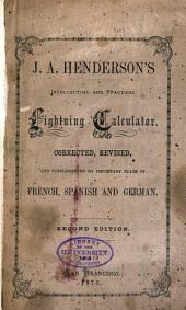 Henderson's Intellectual and Practical Lightning Calculator