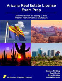 Arizona Real Estate License Exam Prep PDF