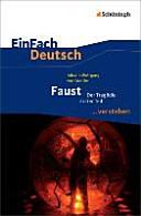 Faust I  EinFach Deutsch    verstehen PDF
