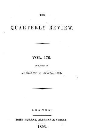 The Quarterly review PDF