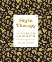 Style Therapy PDF