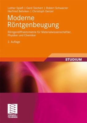 Moderne R  ntgenbeugung PDF