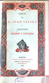 Cuentos, diálogos y fantasías