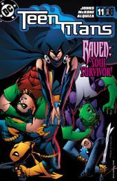 Teen Titans (2003-) #11