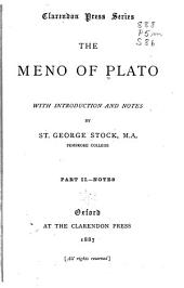 The Meno of Plato: Part 2