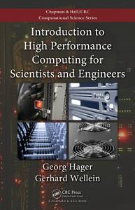 Introduction to High Performance Computing for Scientists and Engineers PDF