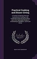 Practical Cooking and Dinner Giving PDF