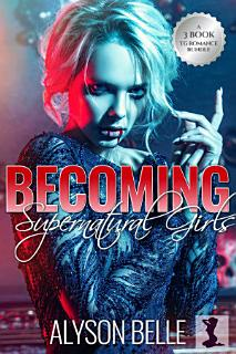 Becoming Supernatural Girls Book