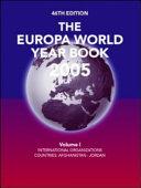 Europa World Year Book 2005