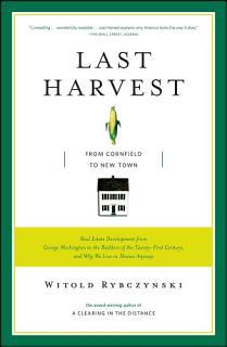 Last Harvest Book