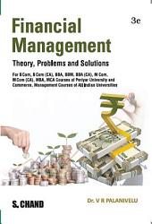 Financial Management Theory Problems And Solutions Book PDF