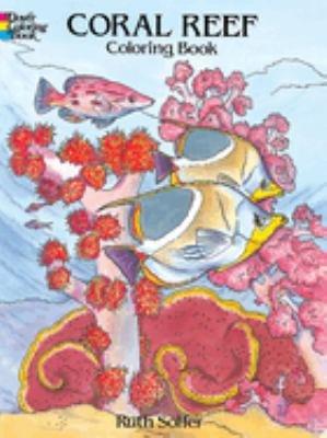 Coral Reef Coloring Book