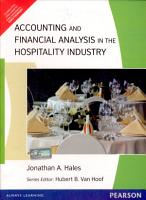 Accounting and Financial Analysis in the Hospitality Industry  The Use of Reason in Argument PDF