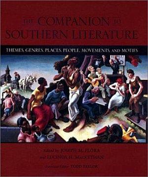 The Companion to Southern Literature PDF