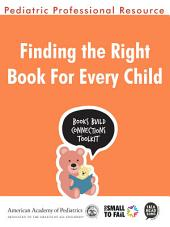 2. Finding the Right Book for Every Child