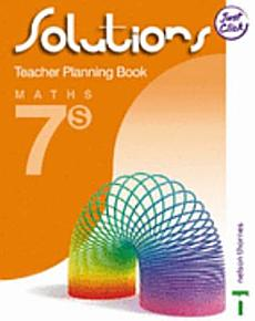 Solutions Teacher Planning Pack Support Book 7 PDF