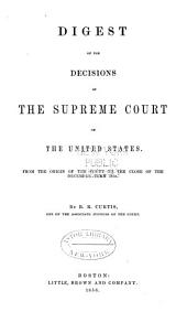 Reports of Decisions in the Supreme Court of the United States: Volume 22