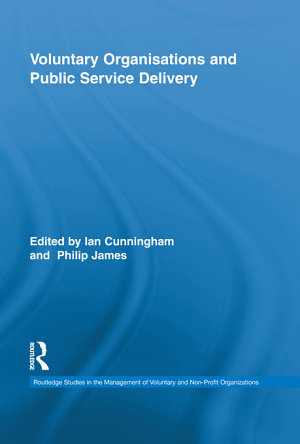 Voluntary Organizations and Public Service Delivery PDF