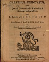 Cartesius vindicatus