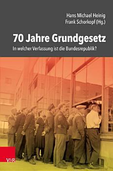 70 Jahre Grundgesetz PDF