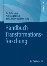 Handbuch Transformationsforschung PDF