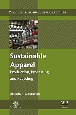 Sustainable Apparel