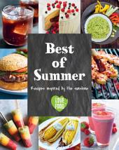Best of Summer: Recipes Inspired by the Sunshine