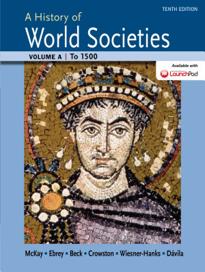 A History of World Societies Volume A  To 1500 PDF