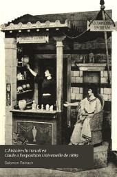 L'histoire du travail en Gaule a l'exposition Universelle de 1889