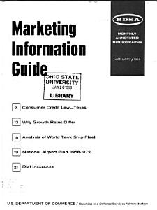 Marketing Information Guide PDF
