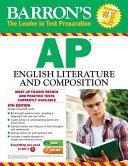 Barron S Ap English Literature And Composition Book PDF