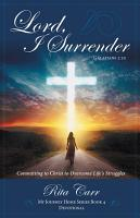 Lord  I Surrender PDF