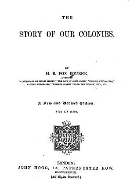 The Story of Our Colonies PDF
