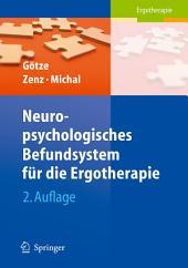 Neuropsychologisches Befundsystem für die Ergotherapie: Ausgabe 2
